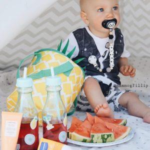 smokkesnor, blacksteel, babyboy, summer, watermelon